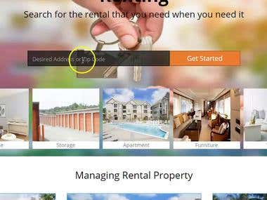 Rental property management Module