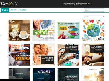 SalveoWorld Marketing