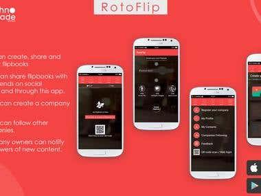 RotoFlip - A Revolutionary APP