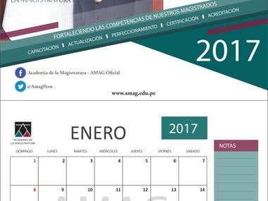Calendario de Amag