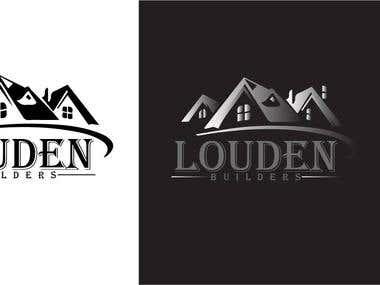 Lauden black logo