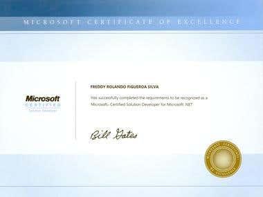 Certificación MCSD .NET con C#