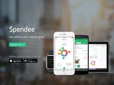 Spendee Budget & Money Tracker