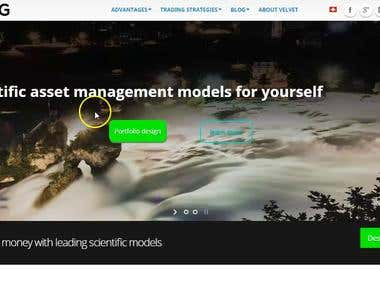 A Scientific Asset Management Portal