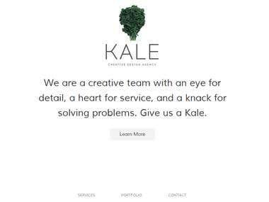 KALE Creative Design Agency