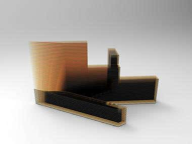 3D models made for Dijamant Serbia