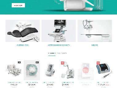 Medical Shopify