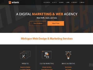A DIGITAL MARKETING & WEB AGENCY