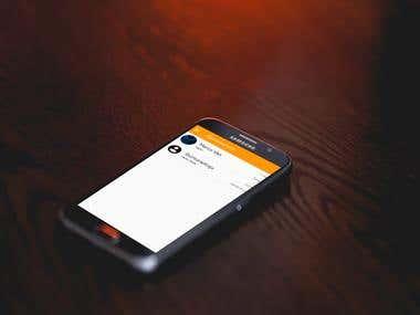 Firebase Chat App