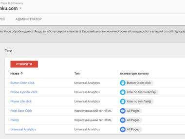 Some Tag in Google Tag Manager