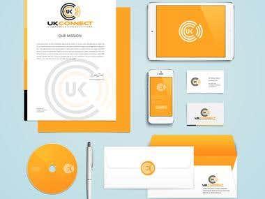 UK Connect Branding