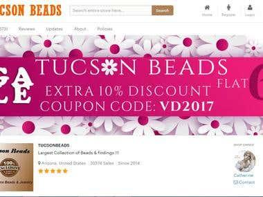 Tucsonbeads - Magento