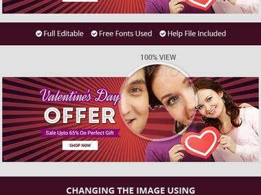 Valentines Slider