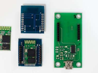 HC 05 Bluetooth modules XBee + USB interface