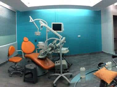 Remodelacion de consultorio dental.