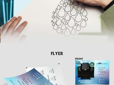 Branding (Logo, Business Card, Flyer, Brochure Designs)