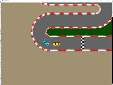 Car Race Simulation System