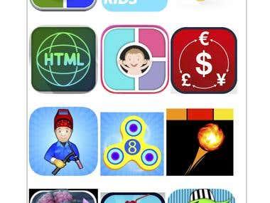 Logo & Icon designs
