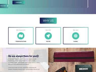 Design and developing WordpRess website