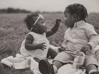 Children Candid Photography