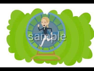Animated explainer video for School management ERP