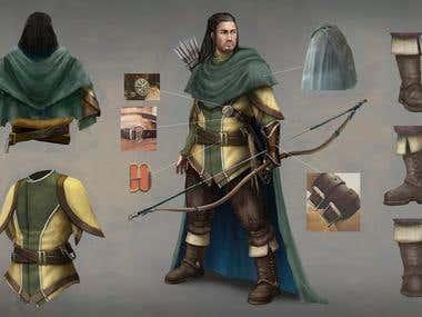Medieval Archer