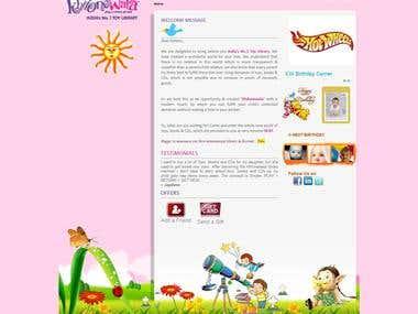 Website Design - Joomla CMS