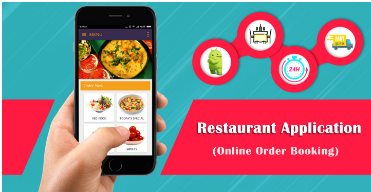 Restaurant Application (Online Order Booking)