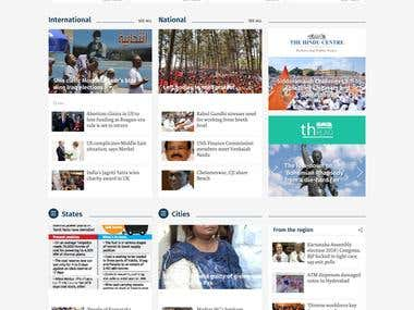 Wordpress Blog http://www.thehindu.com/