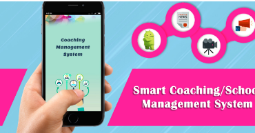 Smart Coaching/School Management System