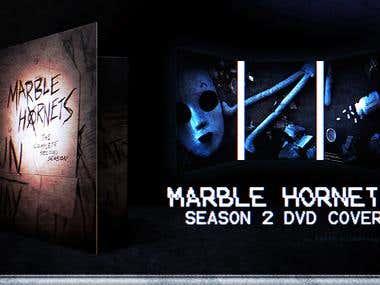 Marble Hornets Season 2 DVD Cover