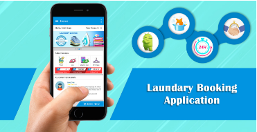 Laundary Booking Application
