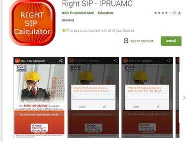 Right SIP - IPRUAMC