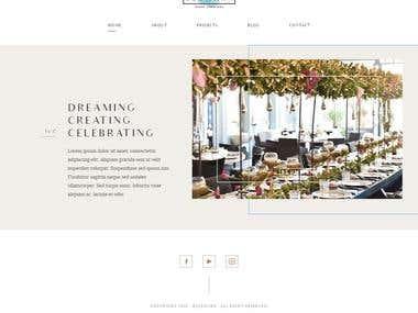 Adobe Xd design to WordPress Theme