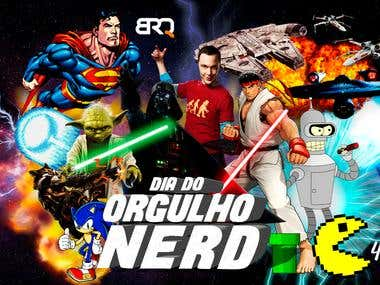 Vídeo - Dia do orgulho nerd