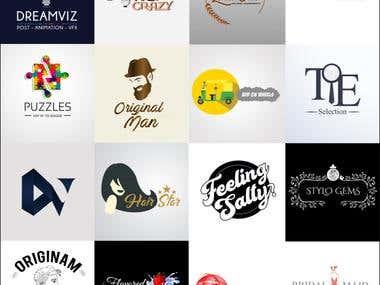 Creative logos Work