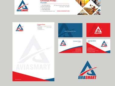 Branding for a Aviation Consulting Company