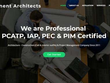 The Eminent Architects Website