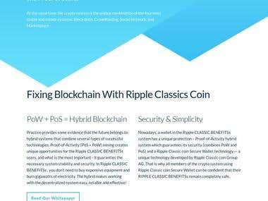 Ripple Classic ICO