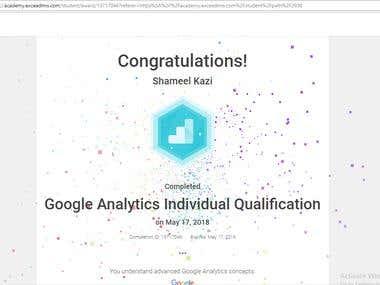 Google AdWords Certifications