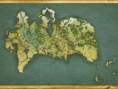 Appotha map