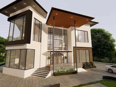 house conception