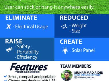 LIME: smart solar charger