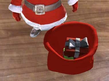 AR Santa App