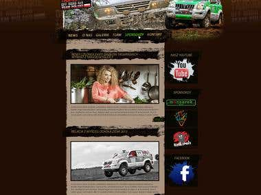 Layout - Offroad team