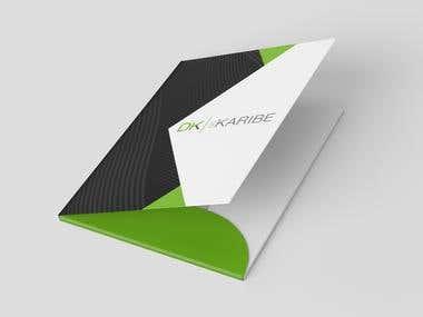 Diseño de marca y material corporativo