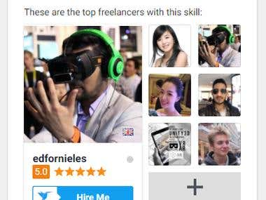 Top Freelancer for Unity3D