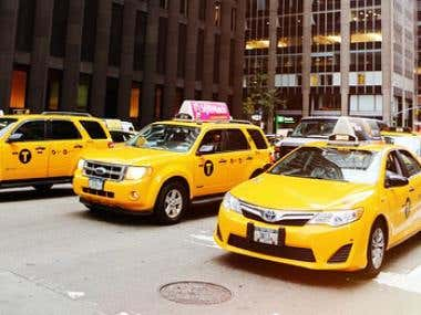 Cabs Booking Website