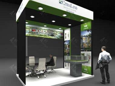 Exhibitions - Booths - Stands Designs