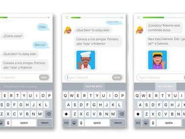 Chat Bots development